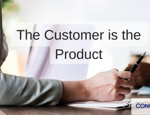 The Customer is the Product