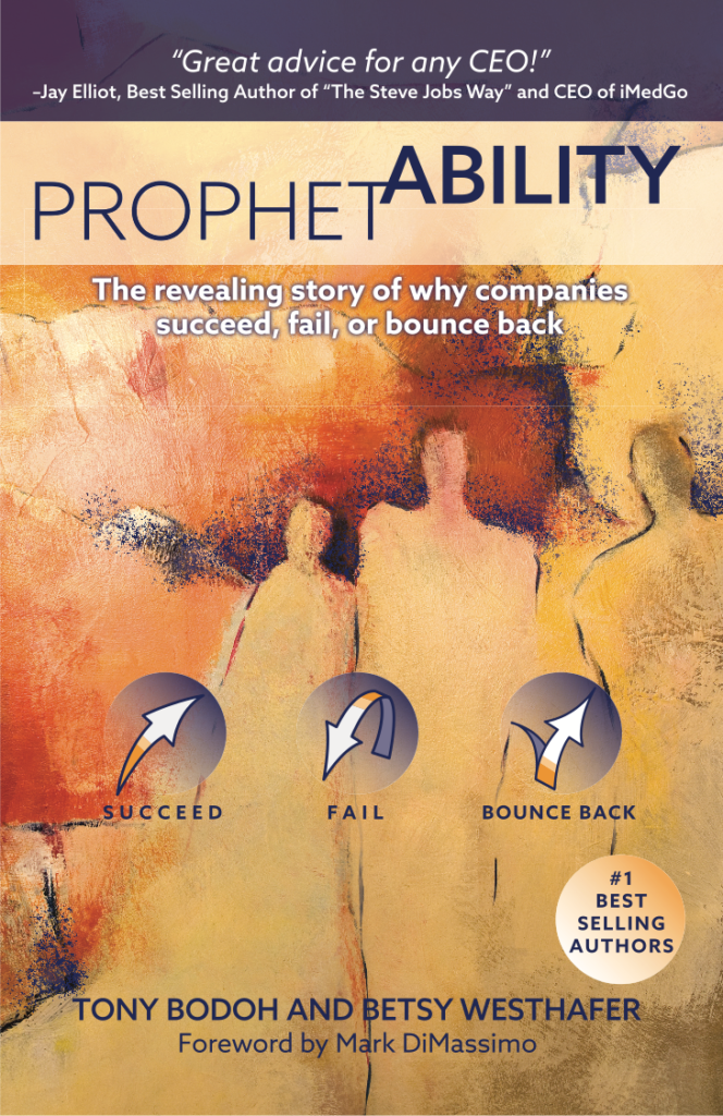 ProphetAbility book cover