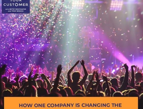 Season 1, Episode #33: How One Company Is Changing The Customer Experience In A $200B Industry With Ed Vincent