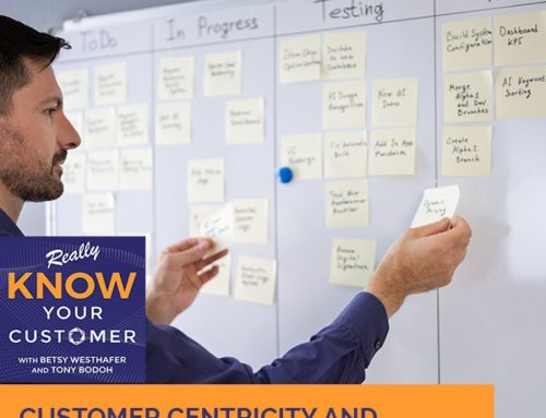 Season #1, Episode #34: Customer Centricity And Jobs To Be Done With Jay Haynes